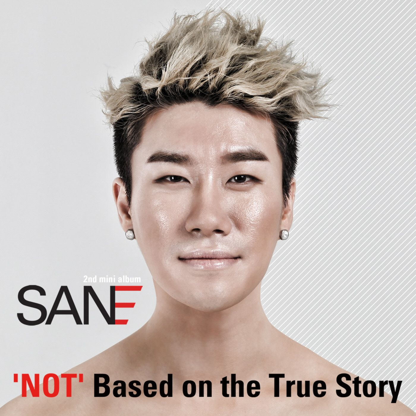 (Mini Album) San E - 'Not' Based On The True Story