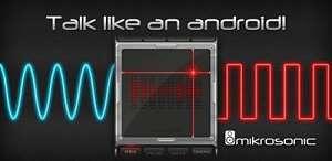 RoboVox Voice Changer Pro full apk