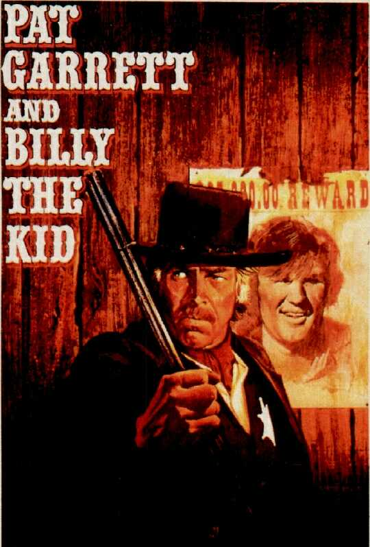 patgarretetbillythekid Sam Peckinpah   Pat Garrett and Billy the Kid (1988 Turner Library version) (1973)