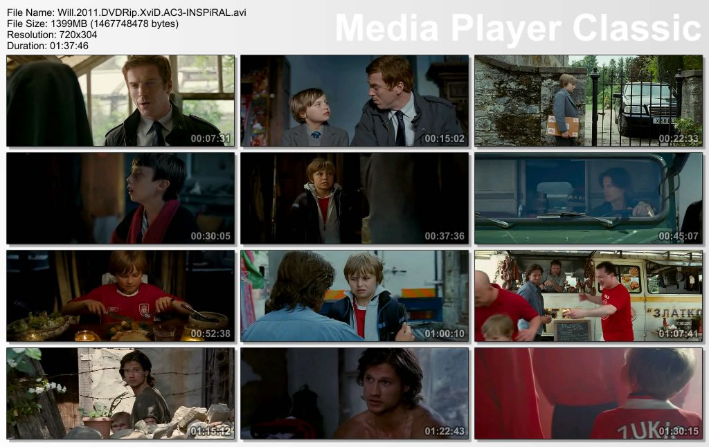 Will   2011 DVDRip XviD AC3