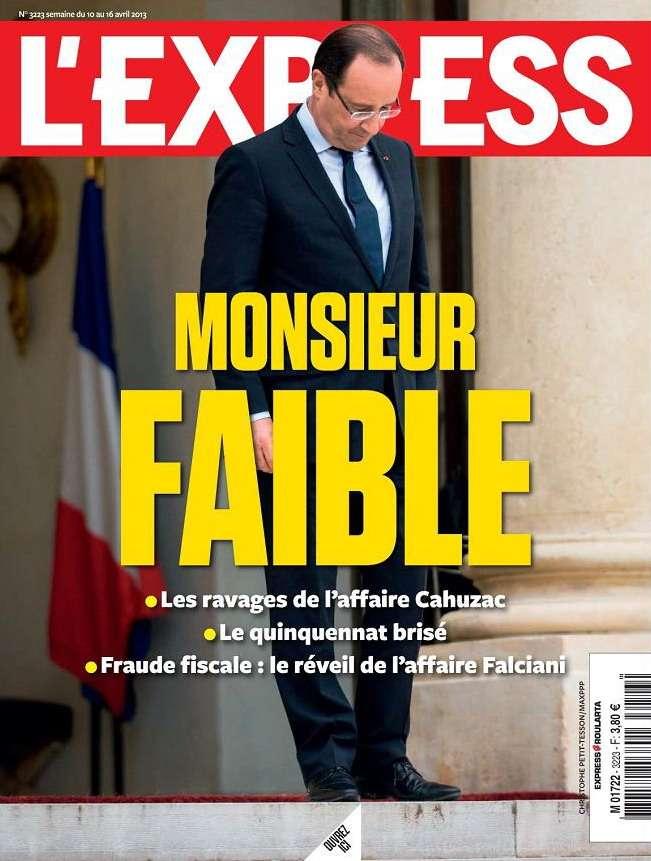 L'Express N°3223 du 10 au 16 Avril 2013