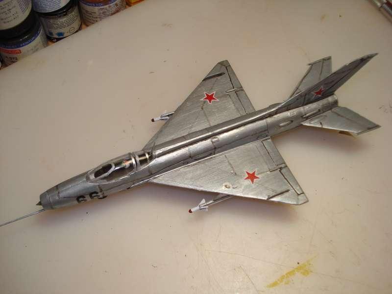 Airfix 1/72 Mikoyan-Gurevich MiG 21 (02024) - - The Airfix Tribute Forum
