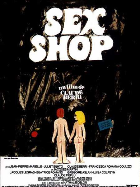 shop19721 Claude Berri   Sex shop (1972)