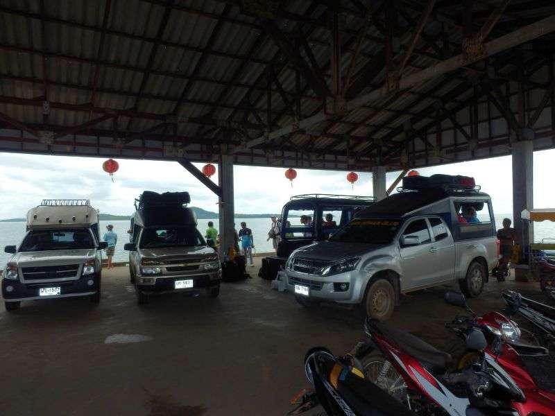 kostenlose Taxis !!! ...erwarten uns....