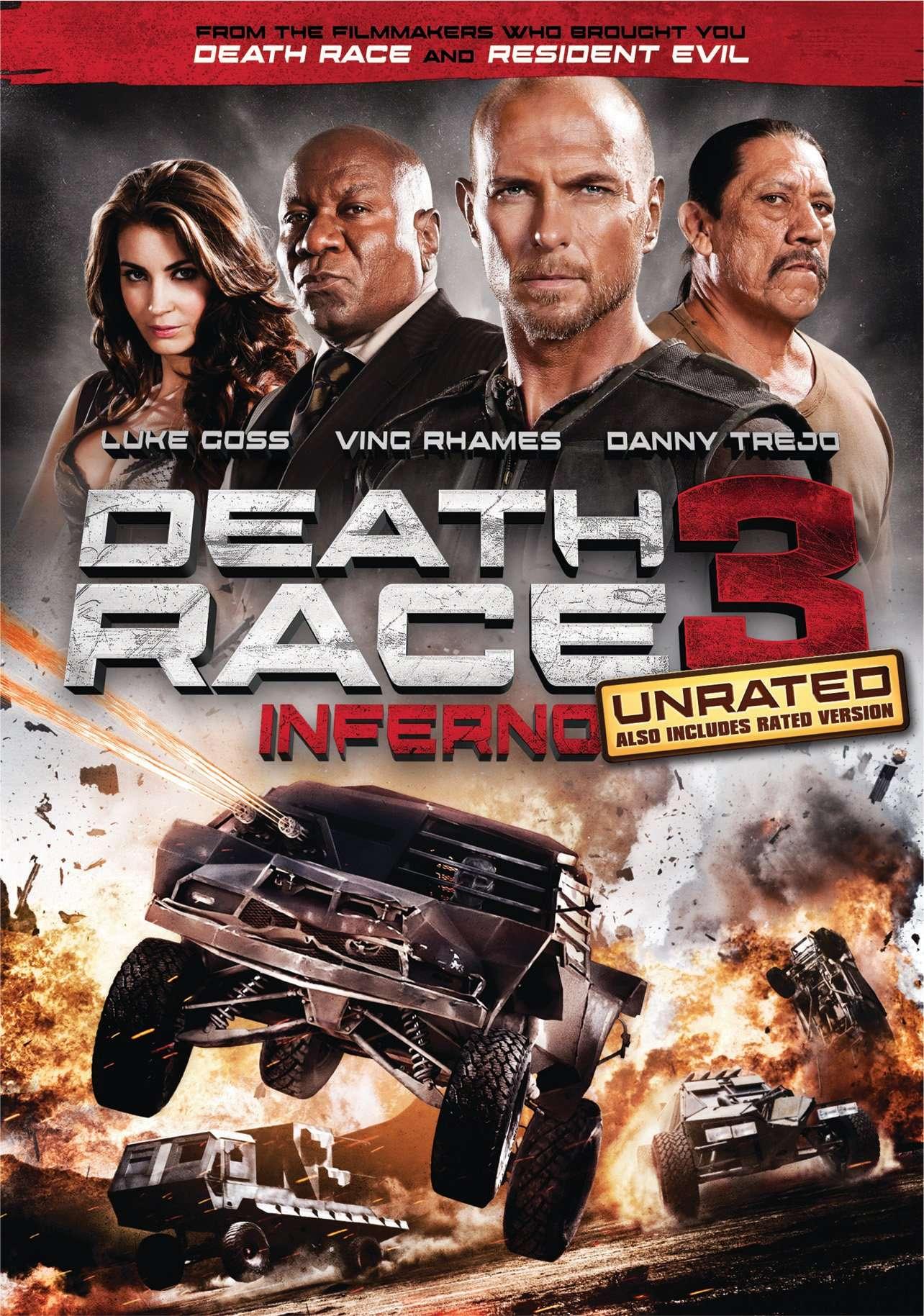 Death Race 3 : inferno dvdrip